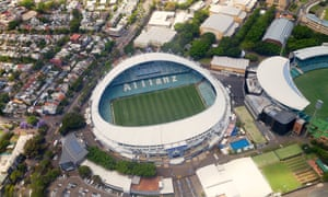 Allianz Stadium, which the government plans to knock down and rebuild at the cost of more than $700m, money which one of its own MPs says would be better spent on fixing the child protection system.