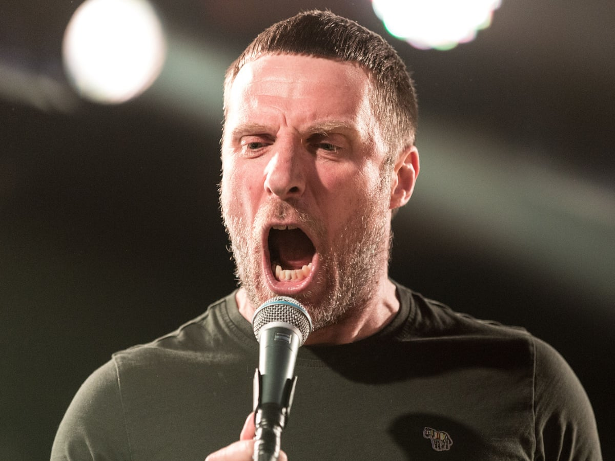Life Is Chaotic Sleaford Mods Jason Williamson Answers Your Questions Music The Guardian