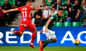 William Saliba is set to join Arsenal in a €30m (£27m) transfer from Saint-Etienne.