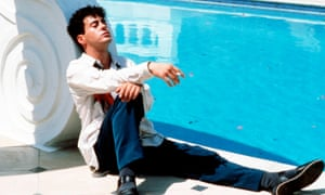 Robert Downey Junior in the 2002 film adaptation of Less Than Zero.