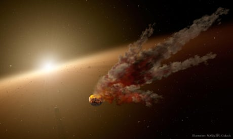 Have we detected an alien megastructure in space? Keep an open mind