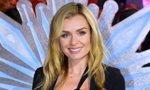 Katherine Jenkins was on Kings Road, Chelsea when she saw attack, her agent said.