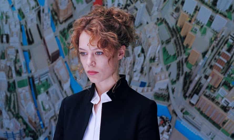 Paula Beer in Undine, winner of the best actress Silver Bear.