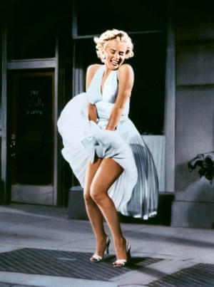 Marilyn Monroe's dress from The Seven Year Itch | $4.6mMonroe's white dress from The Seven Year Itch, one of the most iconic garments in film history, sold for $4.6m at a Beverly Hills auction in 2011. The dress in which she sang 'Happy Birthday, Mr President' to John F Kennedy proved even more valuable, fetching $4.8m.