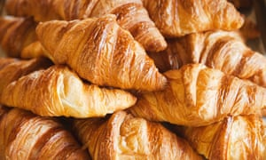 A true croissant is crisp, billowing and lightly flaky with outrageous sweet, buttery flavours.