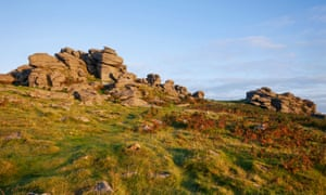 Hound Tor is not far from the A38 has a great short stroll to its summit and a good food stand.