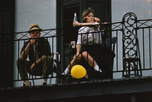 New Orleans, USA, 1960