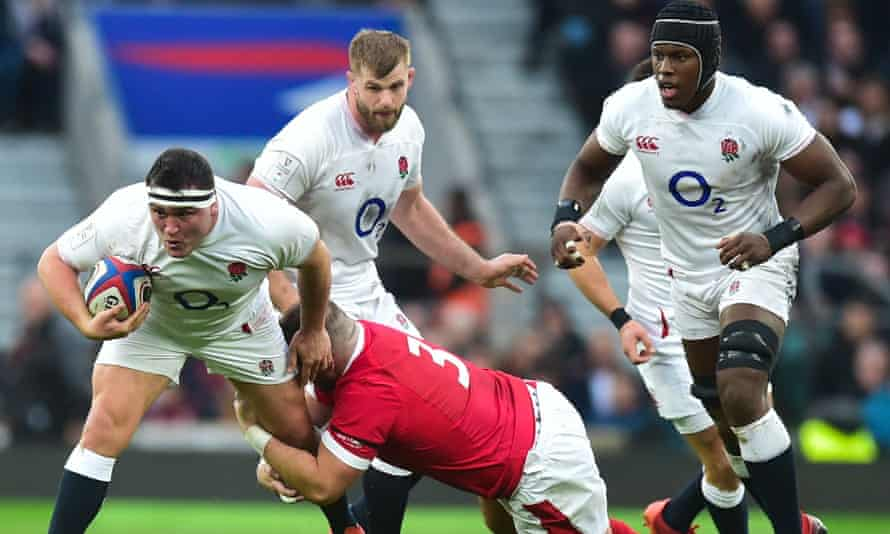 After defeating Wales at Twickenham on 7 March, England were in the hunt for the Six Nations title before Covid-19 led to sport shutting down.