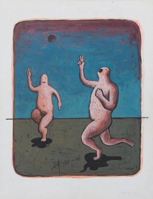Two-finger exercise no.48 by Guan Wei (1989)