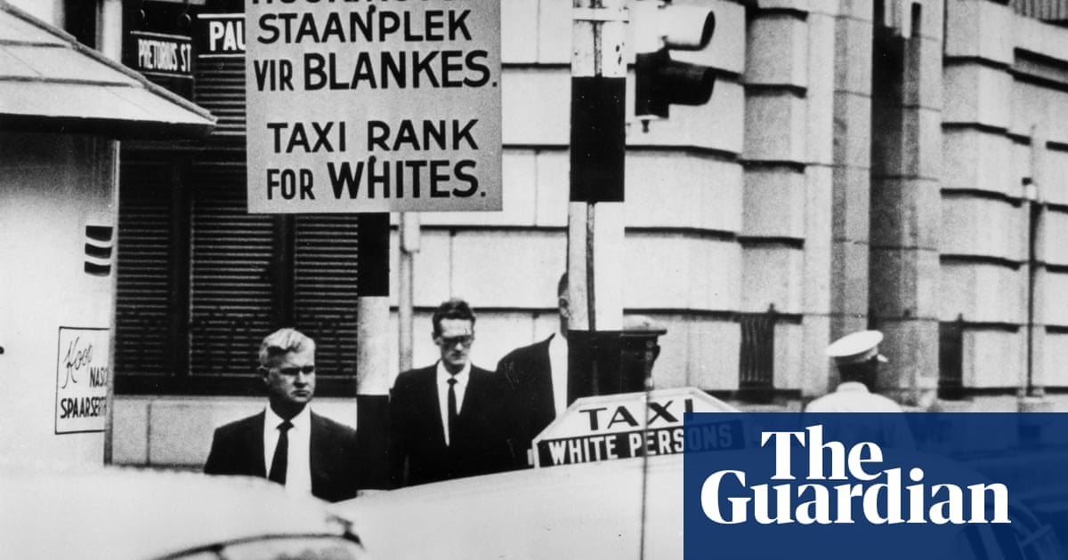 what year did apartheid end