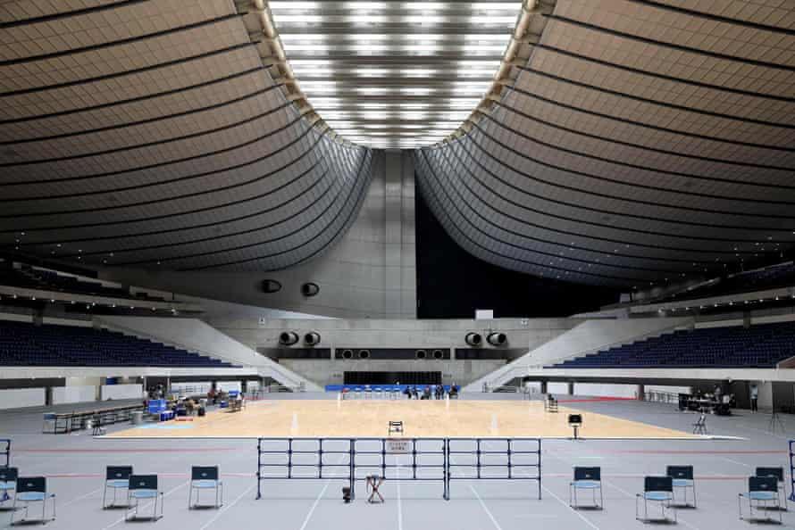 'A swooping marvel': Kenzo Tange's 1964 Yoyogi National Stadium, venue for Tokyo 2020's handball, badminton and wheelchair rugby.