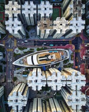 The Whampoa, Hong Kong