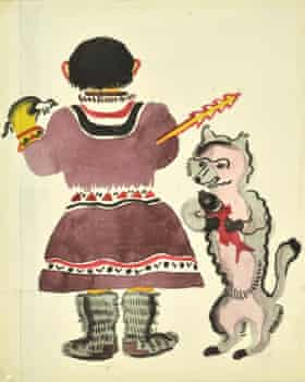 Vera Ermolaeva illustration from 1927.
