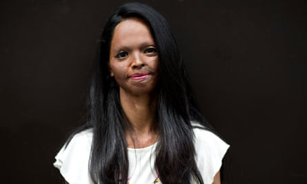 Laxmi, campaigner for Stop Acid Attacks