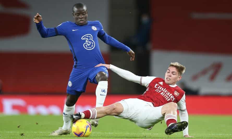 N'Golo Kanté has struggled to recapture his best form