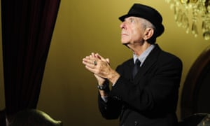 Leonard Cohen in 2011.