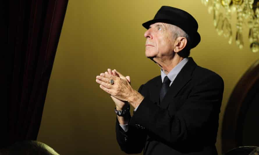 Settling accounts of the soul … Leonard Cohen in 2011.