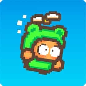 Swing Copters 2 app logo
