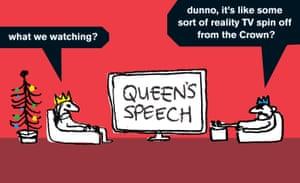 The Guide Modern Toss QUEENS SPEECH 12 /12/20