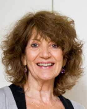 Susie Orbach . Photograph by Linda Nylind for the Guardian
