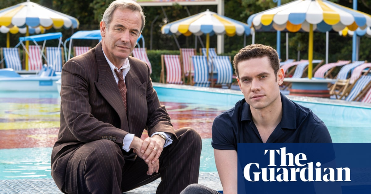 TV tonight: Robson Green and Tom Brittney return to investigate more village crimes