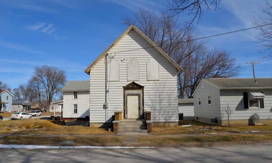 Iowa synagogue