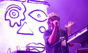 Animal Collective at the 2016 End of the Road festival.