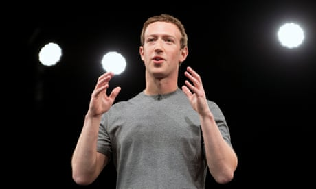 Mark Zuckerberg rules his empire but politics is another country