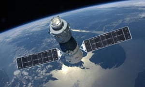 china s tiangong 1 space station will crash to earth this weekend