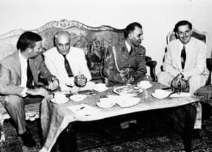 US officials meet Zahedi
