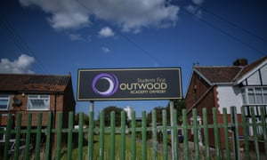 Outwood academy Ormesby in Middlesbrough
