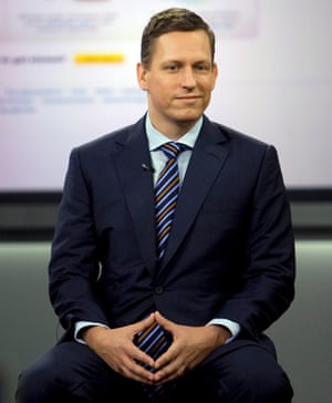 Thiel may be more of a loyal Republican than he lets on.