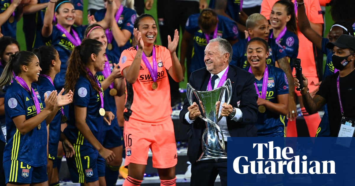 Jean-Michel Aulas: I realised I could do something about the inequalities in football