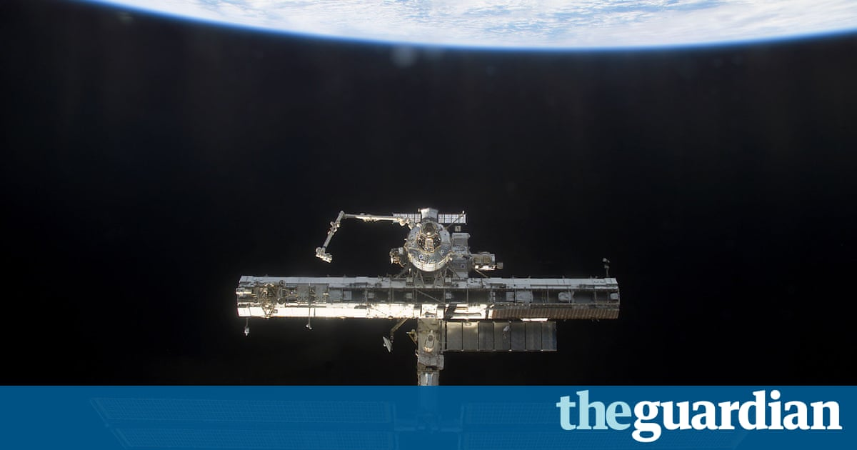 15 years of the International Space Station – in pictures ...