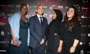 Guardian Public Service Awards 2019, held in central London 26 November 2019