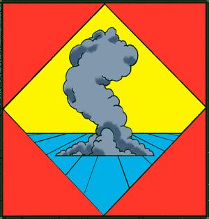 Anxy magazine illustration - smoke cloud