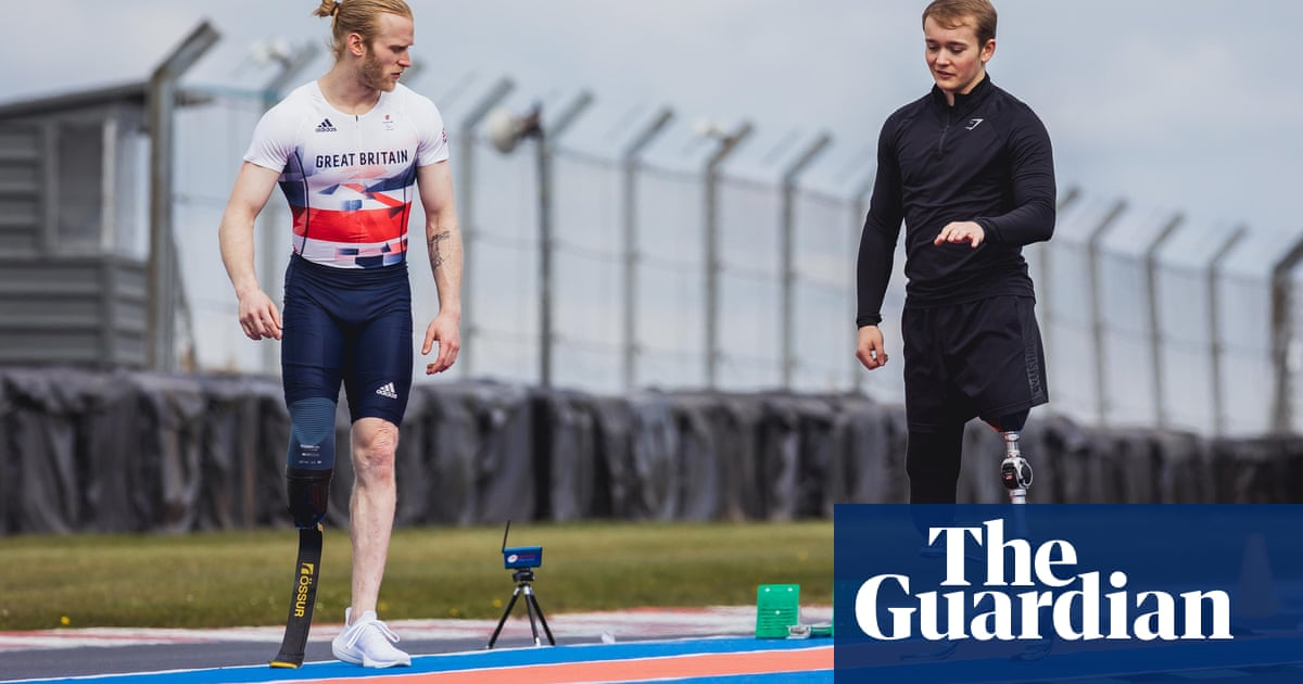 TV tonight: Billy Monger trains with Team GB