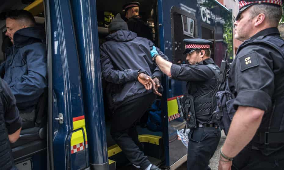 An existing pilot scheme which allows police to deploy stop and search without the authorisation of a senior officer will be extended.