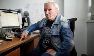 Julian Jennings: 'I used to go to the dole. It was much easier.'