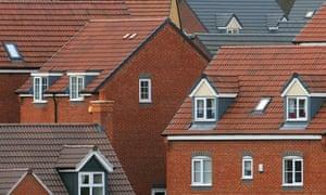 UK housing estate