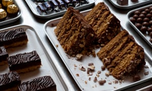 The FDA report found much higher levels in the chocolate cake, the Associated Press reported, with PFAS levels of more than 250 times the federal guidelines.