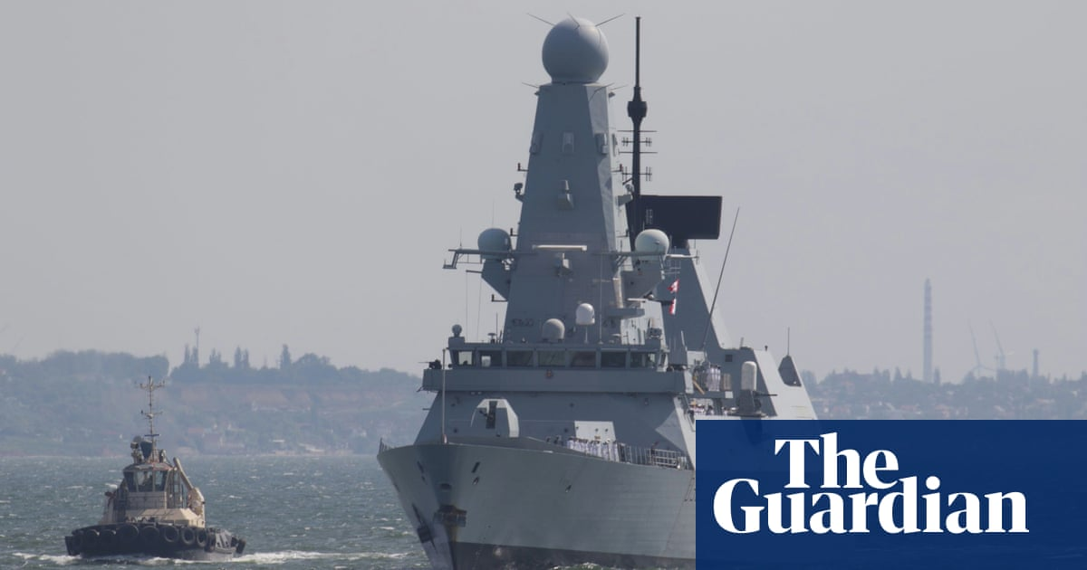British warships might enter Crimean waters again, says minister