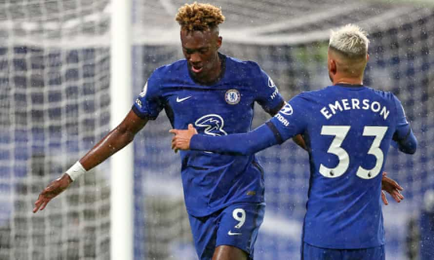 Chelsea defeated West Ham 3-0 in their most recent Premier League encounter with Tammy Abraham (left) scoring twice.