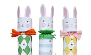 The second coming … festive Easter crackers