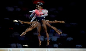 Olympic gold medallist and world champion Simone Biles is the most prominent gymnast among the 517 people who have come forward as survivors of Larry Nassar's abuse.