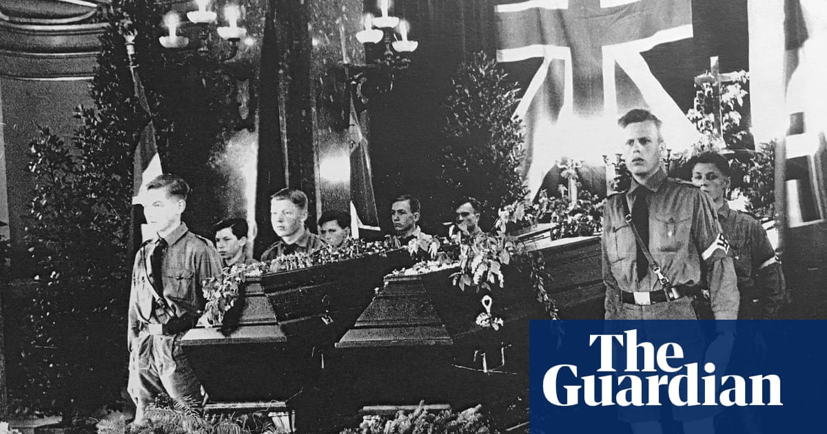 The fatal hike that became a Nazi propaganda coup   Kate Connolly   World news   The Guardian