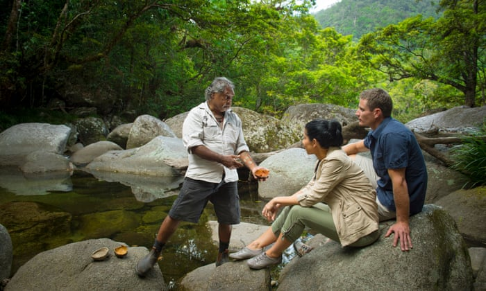 Crab fishing, dot paintings and Mossman Gorge: covering the