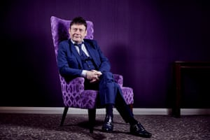Snooker player Jimmy White by Christopher Thomond