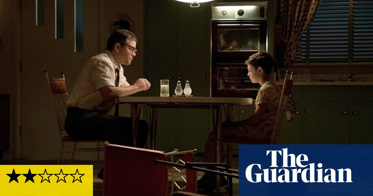 Suburbicon review – misjudged take on race relations