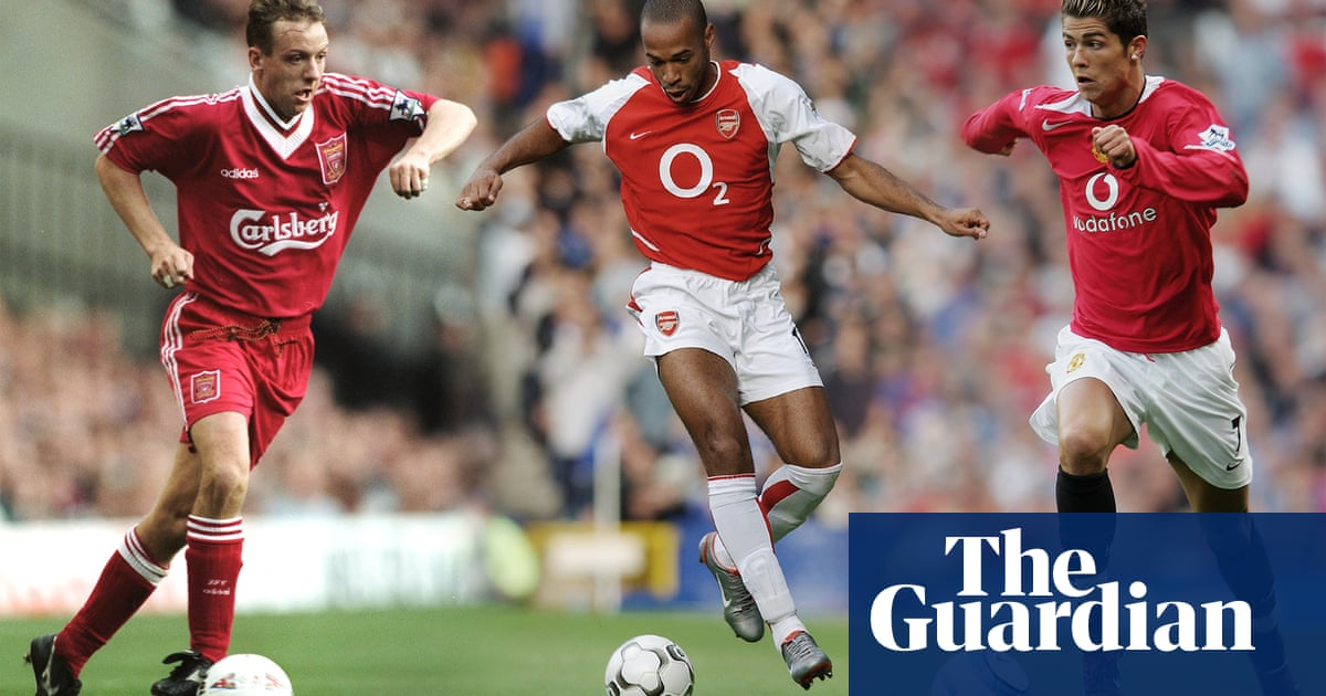 Premier League at 25: the best XI, from Petr Cech to Thierry